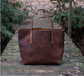 The Best Leather Tote Bag