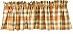 Lemon Pepper Valance 72x14