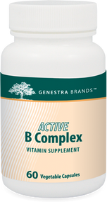 ACTIVE B Complex - 60 Capsules By Genestra Brands