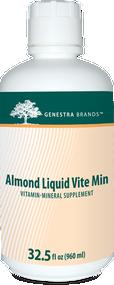 Almond Liquid Vite Min - 32.5 fl oz By Genestra Brands