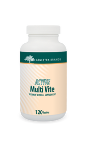 Active Multi Vite - 120 Tabs By Genestra Brands
