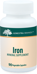 Iron - 90 Capsules By Genestra Brands