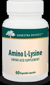 Amino L-Lysine - 60 Capsules By Genestra Brands