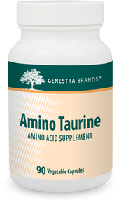Amino Taurine - 90 Capsules By Genestra Brands