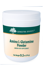 Amino L-Glutamine Powder - 9.5 oz By Genestra Brands