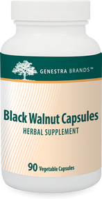 Black Walnut Capsules - 90 - 90 Capsules By Genestra Brands