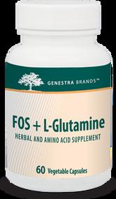 FOS + L-Glutamine - 60 Capsules By Genestra Brands