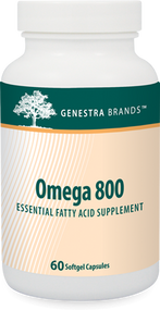Omega 800 - 60 softgels By Genestra Brands