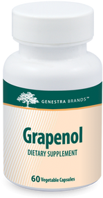 Grapenol -60 - 60 Capsules By Genestra Brands