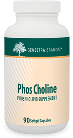 Phos Choline - 90 Capsules By Genestra Brands