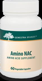 Amino NAC - 60 Capsules By Genestra Brands