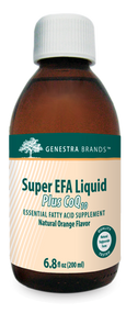 Super EFA Liquid Plus CoQ10 - 6.8 fl oz By Genestra Brands