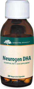 Neurogen DHA - 30 Capsules By Genestra Brands