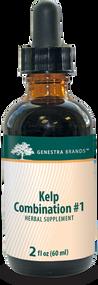 Kelp Combination # 1 - 2 fl oz By Genestra Brands