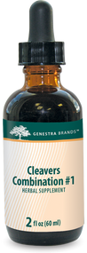 Cleavers Combination # 1 - 2 fl oz By Genestra Brands