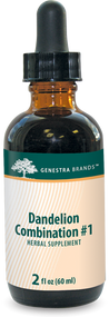 Dandelion Combination # 1 - 2 fl oz By Genestra Brands