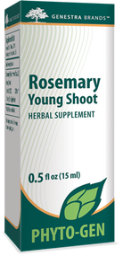 Rosemary Young Shoot - 0.5 fl oz By Genestra Brands