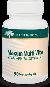Maxum Multi Vite - 90 Capsules By Genestra Brands