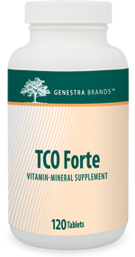 TCO Forte -120 - 120 Tabs By Genestra Brands