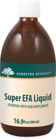 Super EFA Liquid 16.9 fl oz - 16.9 fl oz By Genestra Brands