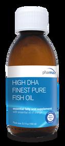 DHA Finest Pure Fish Oil - 5.1 fl oz By Pharmax