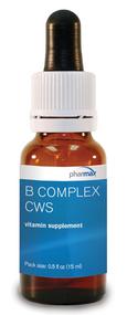 B Complex CWS - 0.5 fl oz By Pharmax