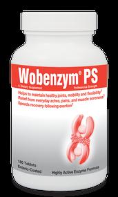 Wobenzym® PS -180 - 180 Tabs By Wobenzym
