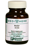 ResCo from MediHerb 40 Tablets