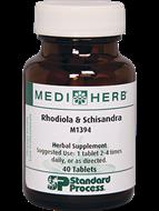 Rhodiola & Ginseng Complex 60 Tablets from MediHerb