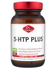 5 Htp Plus 100 Mg By Olympian Labs - 30 Capsules