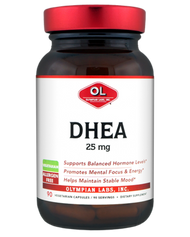 Dhea 25 Mg By Olympian Labs - 90 Capsules