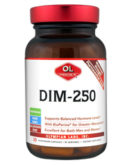 Dim 250 Mg By Olympian Labs - 30 Capsules