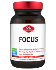Focus  By Olympian Labs - 60 CP