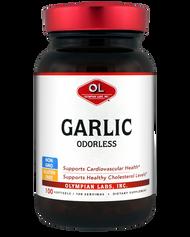 Garlic, Odorless  By Olympian Labs - 30 SG