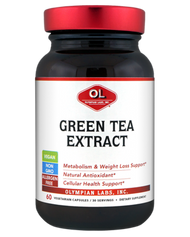 Green Tea Extract 500 Mg By Olympian Labs - 60 Capsules