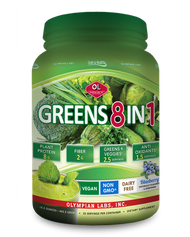 Greens Protein 8 & 1 15 G By Olympian Labs - 365 GM