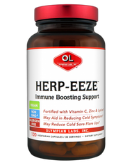 Herp-Eeze  By Olympian Labs - 120 Capsules