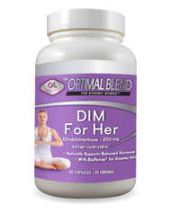 OB Dim 250 Mg By Olympian Labs - 30 Capsules