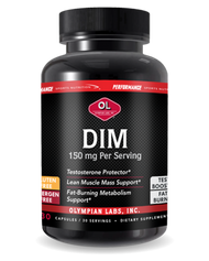 PSN Dim 150 Mg By Olympian Labs - 30 Capsules