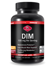 PSN Dim 100 Mg By Olympian Labs - 120 Capsules