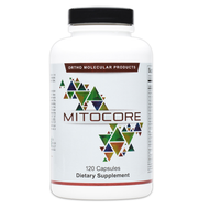 Mitocore 120 capsules by Ortho Molecular