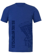 Big Dog Motorcycle Evo Engine Tee - Large
