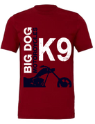 Big Dog Motorcycles K-9 T-Shirt - X-Large
