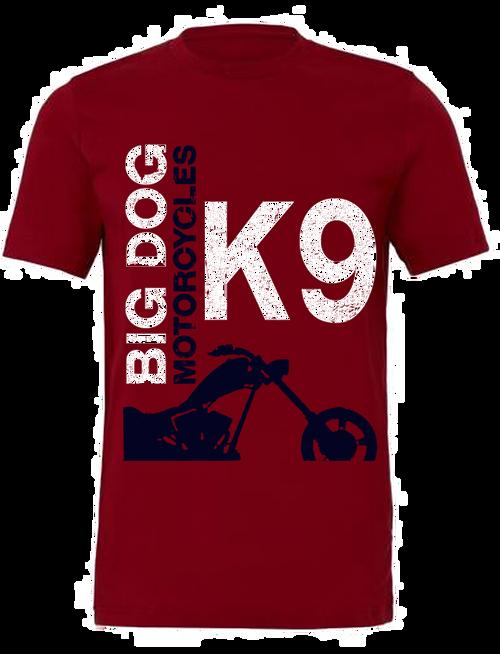 Big Dog Motorcycles K-9 T-Shirt - X-Large