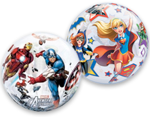 Superhero Party Balloons