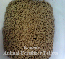 Kencor Animal Fertilizer Pellets