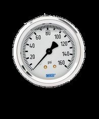 WIKA Type 213.53 Utility Pressure Gauge 0-160 PSI 9767223