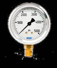 WIKA Type 213.53 Utility Pressure Gauge 0-5000 PSI 9767169