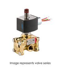 ASCO 0.55 W Low Power Solenoid Valve EF8314H301 24DC