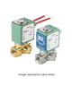 ASCO Subminiature Solenoid Valves SC8356A002 24/60